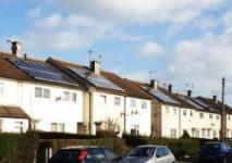 leicester social housing solar