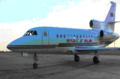 Malawian jet sold