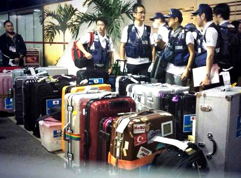 japanese team to philippines