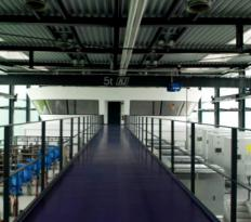 The battery storage test centre at Younicos