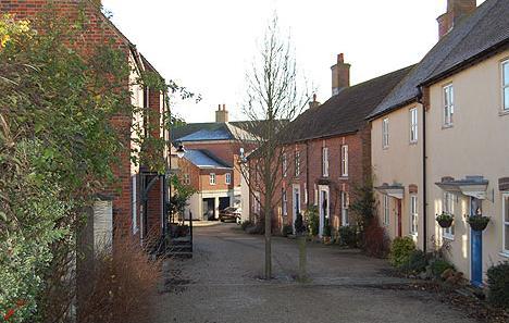 village housing 1