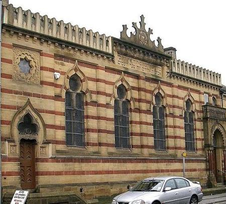 bradford synagogue exterior