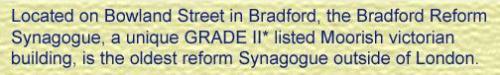 bradford synagogue text