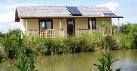 strawbale off the grid house