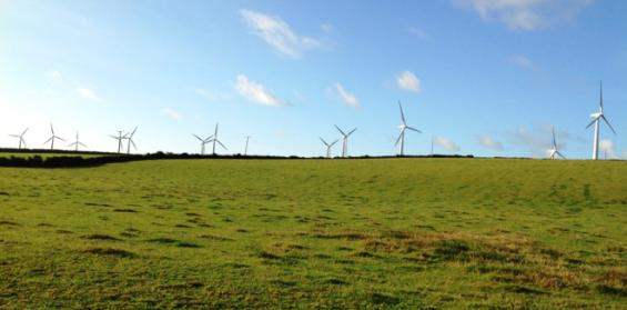 wind turbines in cornwall