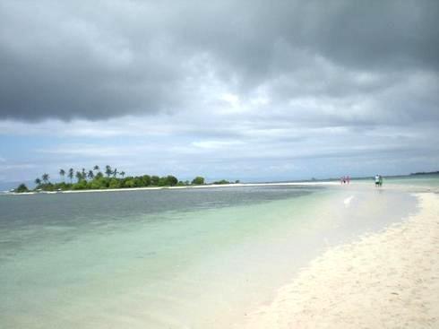 bohol white beach