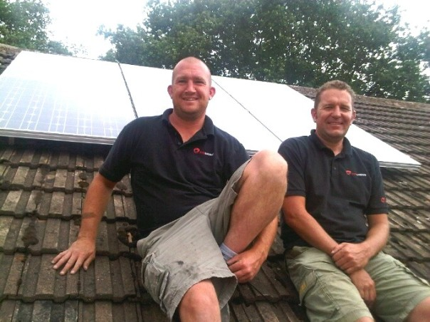 PV installers