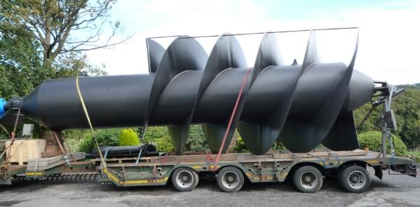 whalley hydro screw in transit