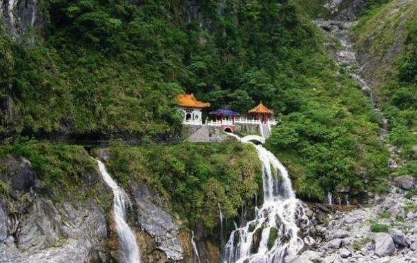 taroko national park eternal springs