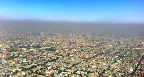 MexicoCityair pollution