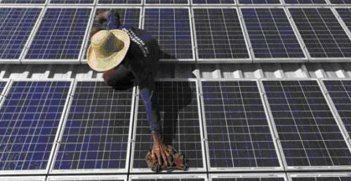 solar panels asia