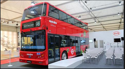 byd bus double decker