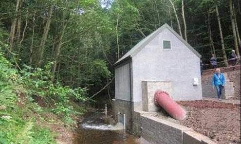 harlaw pump house