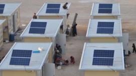 syrian solar panels