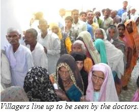 APK villagers eye camp